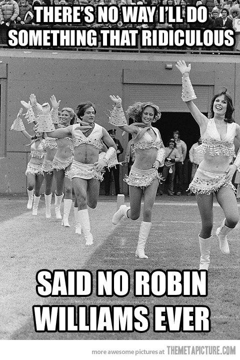 gotta love Robin Williams!!