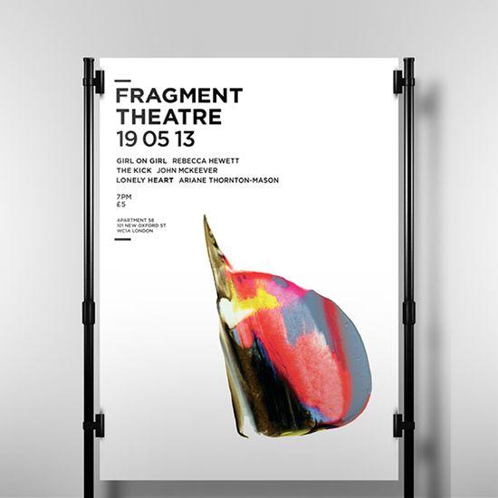 Chelsea Graphic Design Communication show