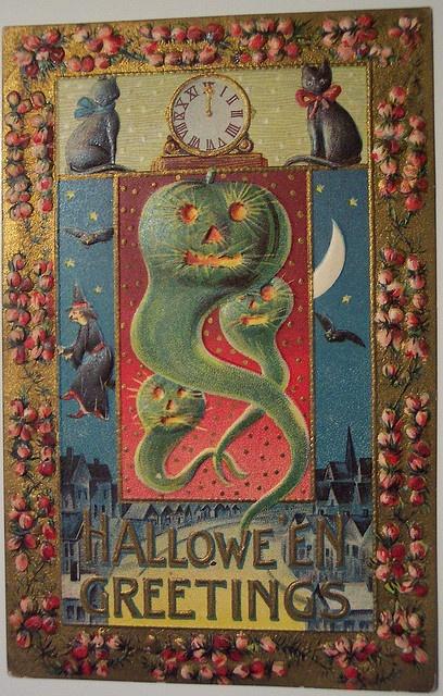 Vintage Postcard    Series No 2171 by riptheskull, via Flickr