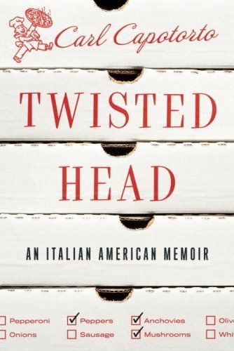 Twisted Head - Book Cover