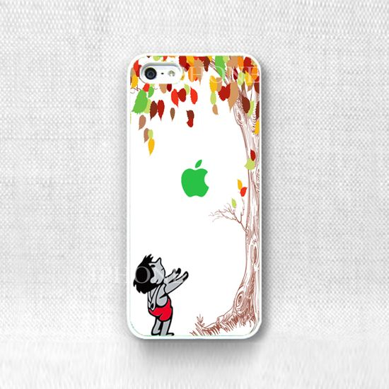 Iphone case - colorful giving tree , Iphone