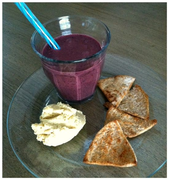 After School Snacks~ 100 Days of Real Food