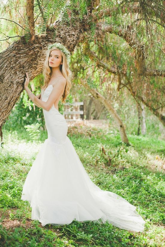 Beautiful Backless Wedding Dresses: Katie May Collection 2012-- this is my dress