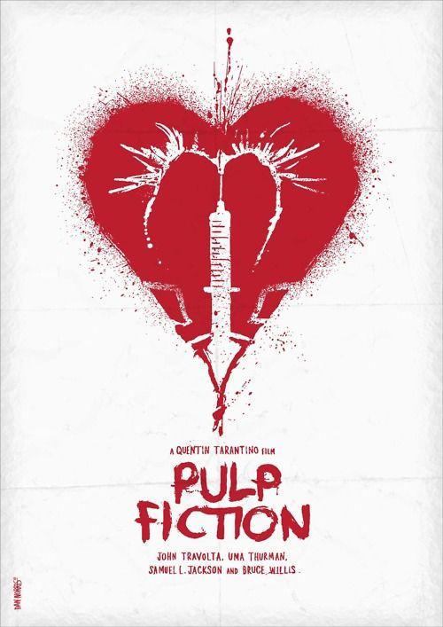 Pulp Fiction by Daniel Norris