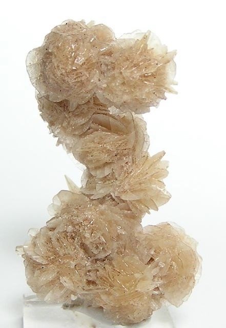 Gypsum Selenite Desert Roses Crystal Cluster by FenderMinerals, $8.00