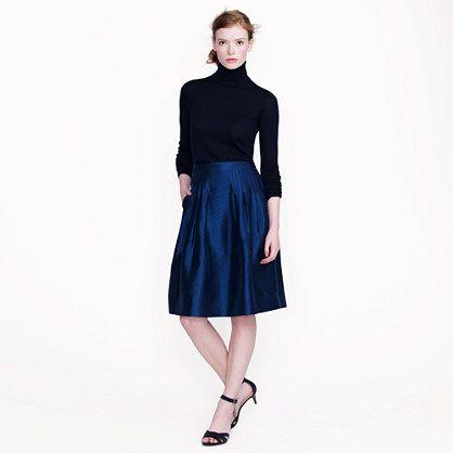 Collection organza skirt