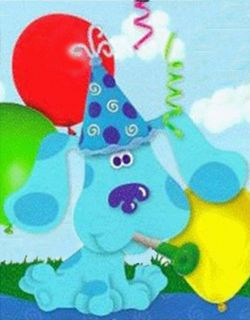 Throw a Blue's Clues Birthday Party!