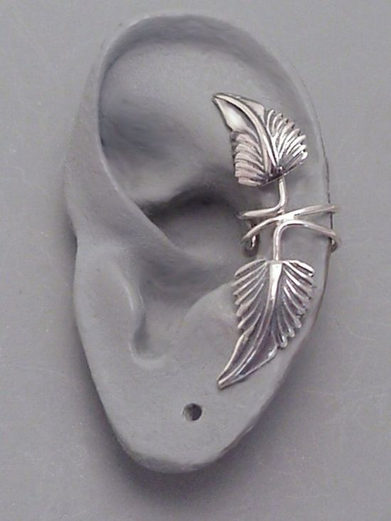 ? ear cuff.