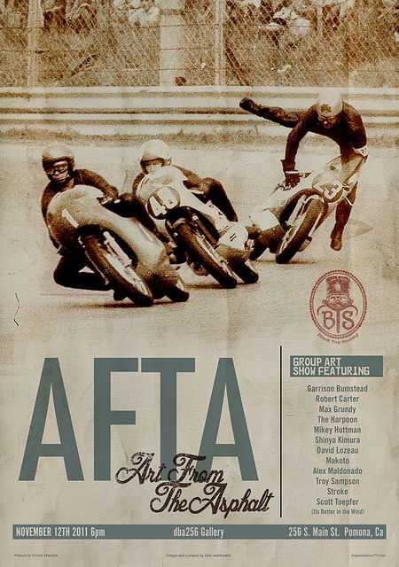 AFTA Poster