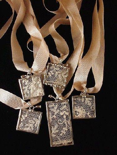 jewelry lace