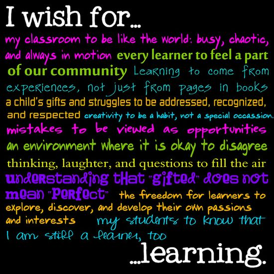 """I Wish For...."" print/poster"