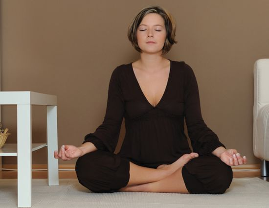Health care profession is increasingly adopting meditation.