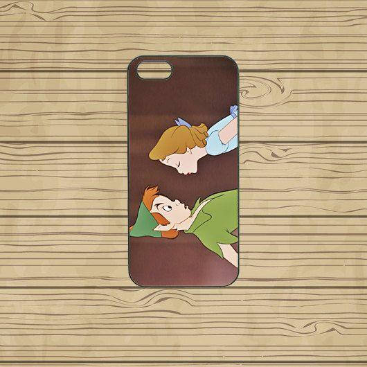 iphone 5C case,iphone 5S case,iphone 5S cases,iphone 5C cover,cute iphone 5S case,cool iphone 5S case,iphone 5C case--peter pan,in plastic.by Missyoucase, $14.95