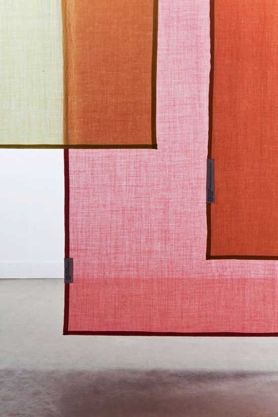 Tinctorial Textiles by Raw Color