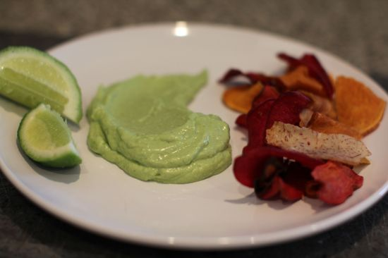 Savory Avocado Dip Recipe