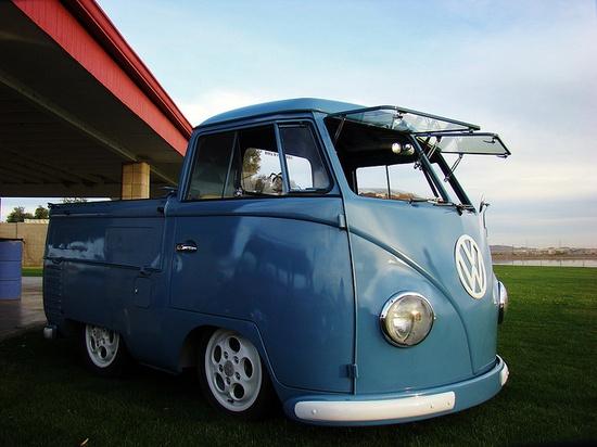 VW Shorty Pick-up