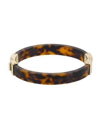 Michael Kors Tortoise Bracelet.