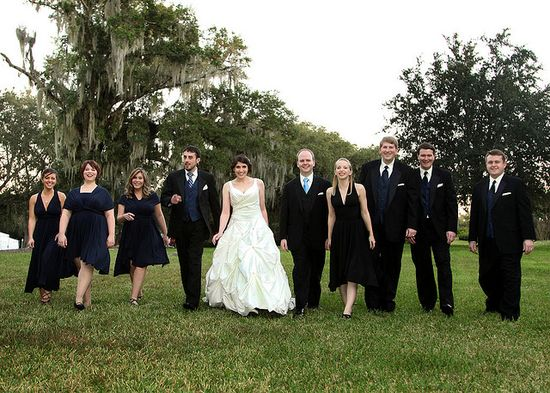 Mixed wedding party ideas: how to dress attendants of all genders and identities!