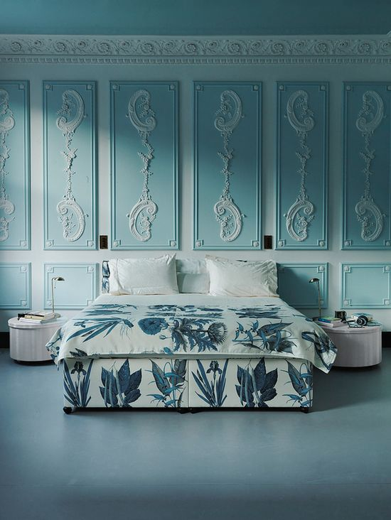 Bedroom - Imperial buddy and fabulous interior designer Danielle Moudaber