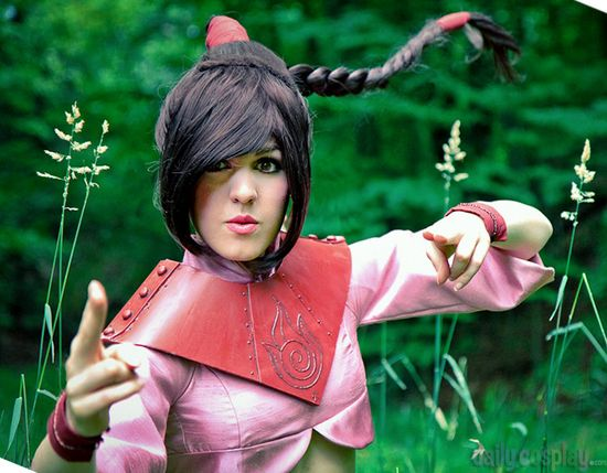 Ty Lee from Avatar: The Last Airbender