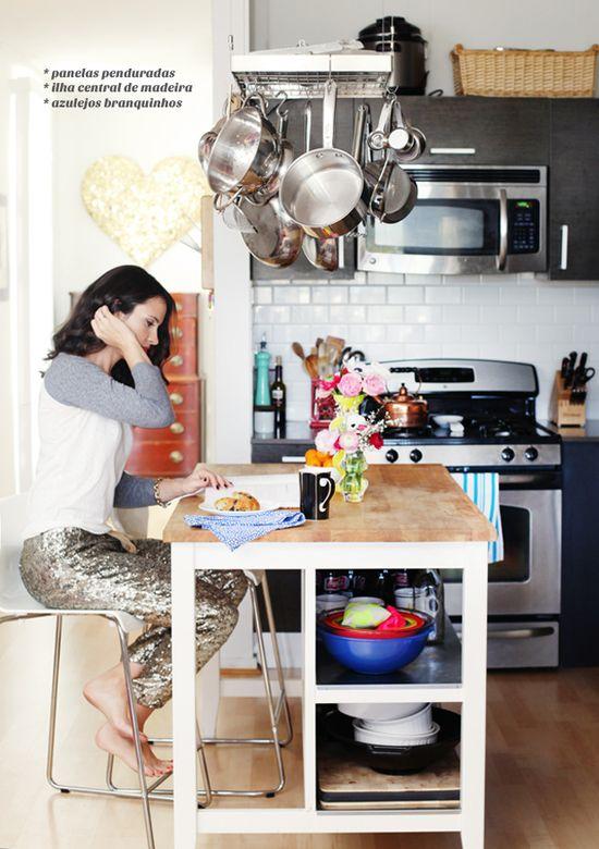 The Glitter Guide cozy kitchen #decor