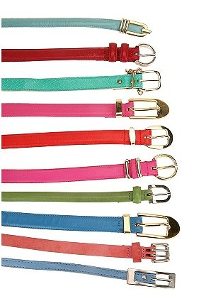 belts, belts, belts!