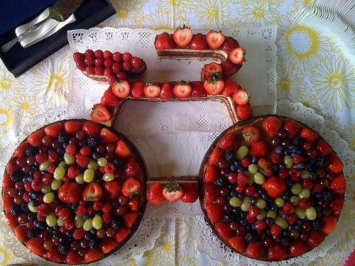 cute idea for fruit