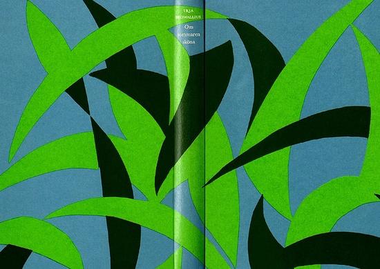 Irja Browallius, book covers