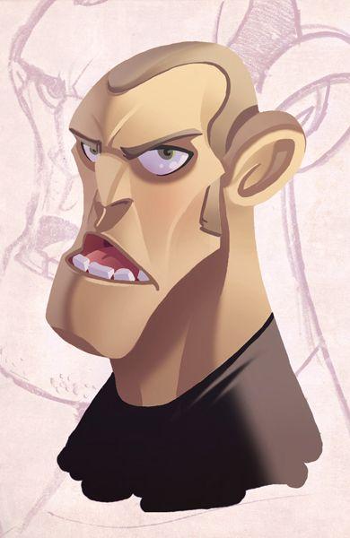 3D Face #face #3D