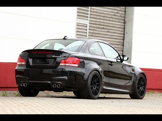 2012 Alpha-N BMW 1M #celebritys sport cars