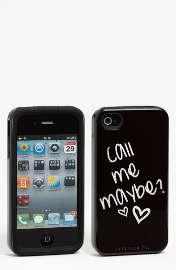 Case-Mate® 'Call Me Maybe' iPhone 4 & 4S Case available at #Nordstrom