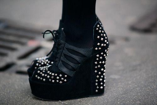 Black + Studs