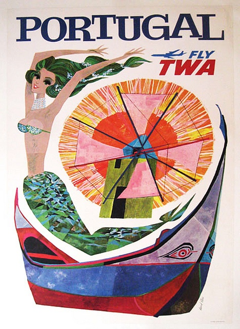TWA to Portugal