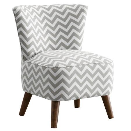 Chevron Accent Chair from Joss and Main! www.jossandmain.c...