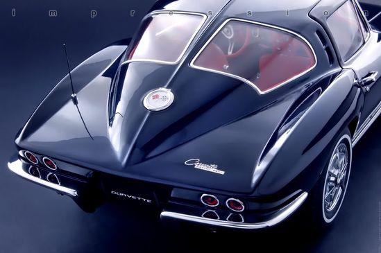 Chevrolet Corvette Sting Ray coupe '63