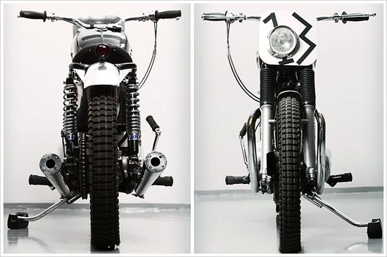 BSA Lightning 650 - La Raiz Motorcycles