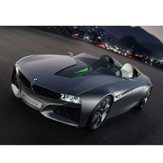 BMW cool futuristic concept