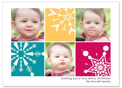Photo Christmas Card.