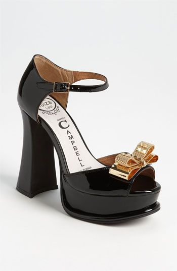 Jeffrey Campbell 'Qual' Pump available at #Nordstrom