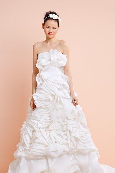 Gown by Yumi Katsura
