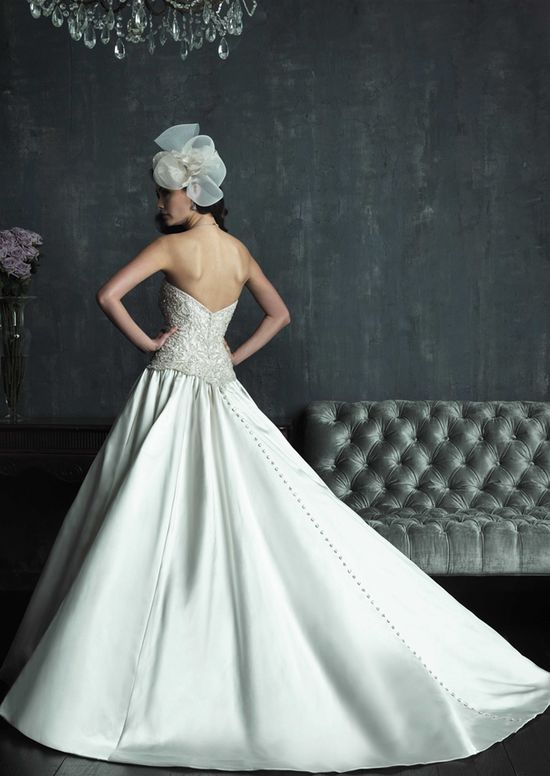 Allure Couture Fall 2013 Bridal Collection