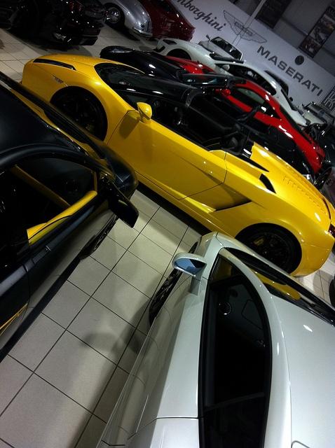 Super Car Selection