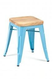 Marais Stool Wood Seat