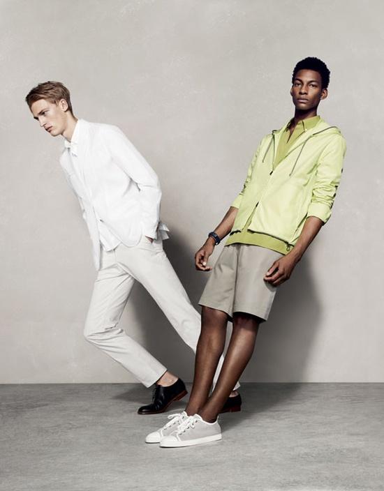 Hermès Spring Summer 2013. Photo: Jacob SUTTON.