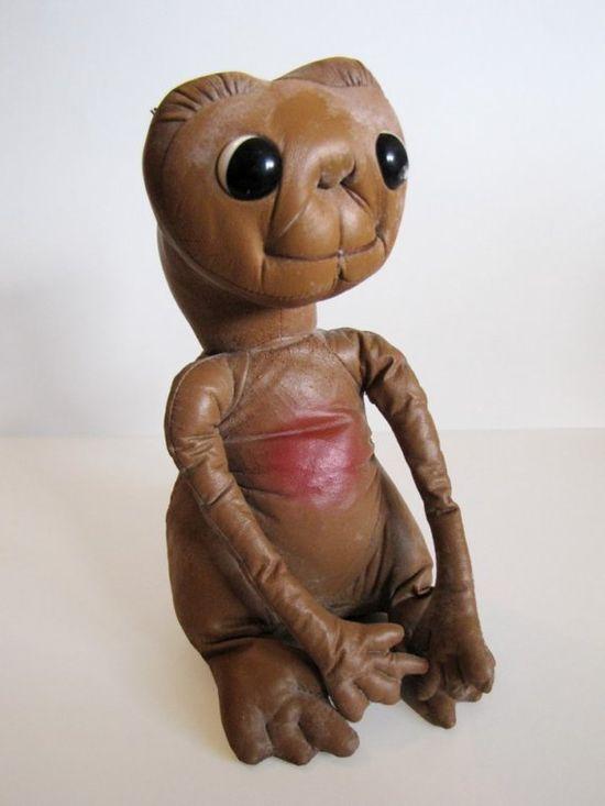 E.T. Doll - 80s