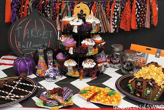Halloween Party Ideas thanks to #TargetHalloween