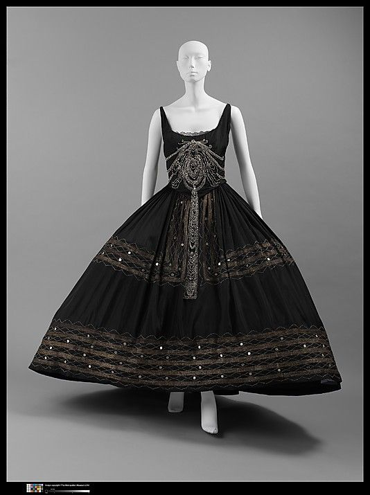 Robe de Style Jeanne Lanvin, 1920-1925 The Metropolitan Museum of Art