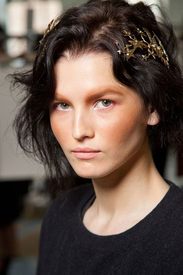 Hair Accessories. Rodarte.