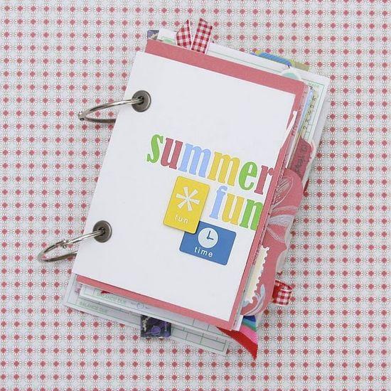 Summer Scrapbook ideas