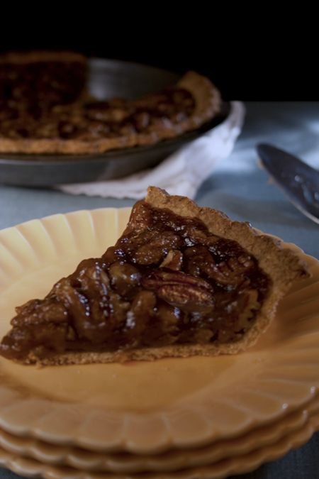 Best Vegan Pecan Pie » My Vegan Cookbook – Vegan Baking Cooking Recipes Tips